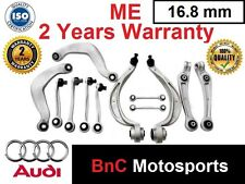 #16.8 SUSPENSION CONTROL ARMS WISHBONE SET Audi A4 B8 A5 8TA T3 Q5 8R FRONT Rear