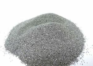 Zinkpulver Zn 99.7 plättchenförmig Zinc Metallic Pigment stabilisiert