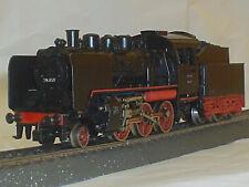 Sehr schöne Märklin Dampflok Tender Lok BR 24 HO H0 Eisenbahn 3003 AC analog