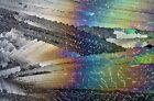 Microscope slide of UREA for polarized light