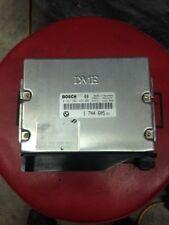 BMW E38 740i ECU / Digital Motor Electronics DME Bosch 1 744 605