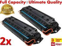 2x TONER Cartridge For HP CE285A 85A LaserJet pro M1212NF P1102 P1102W Printer