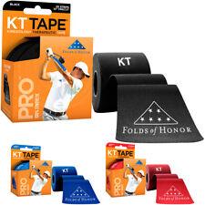 "Kt Tape Pro pliegues de Honor Special Edition 10"" Precortada Deportes Roll - 20 Tiras"