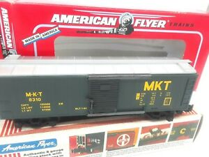"1991 American Flyer ""M K T (Katy)"" Box Car by Lionel. Car #48310 Read On"