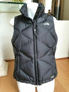 Womens 😍 The North Face 550 Goose Down Puffer Puffy Vest Size XS