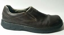 MERRELL World Legend Stollen Leather Loafer Shoes Mens 8.5 Med Casual Work Brown