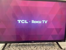 "Tcl 32S327 32"" Full Hd Led Smart Tv - Black"
