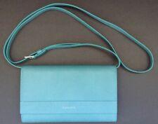 Tiffany & Co Clutch Wallet on a Chain Bag WOC Crossbody New in Box