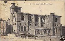 26 - cpa - ROMANS SUR ISERE - L'église St Bernard ( i 4115)