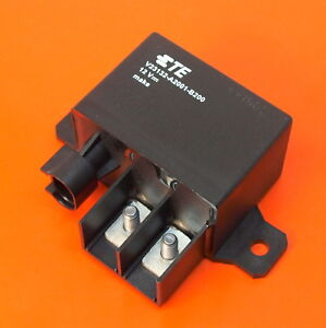 Genuine TE Connectivity SPNO Automotive Relay 12V 300 Amp Current Relay