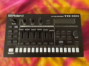 Roland TR-6S AIRA Rhythm Performer - Used Once!  Memory Card & Case Included