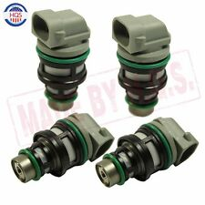 4 Sets Fuel Injector For Chevy Buick Pointiac 2.2 17113124 17113197 17112693 New