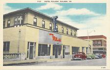 Pulaski VA * Hotel Pulaski  1940s *