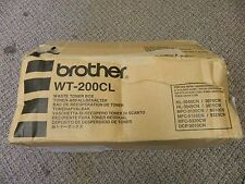 New Brother WT-200CL Genuine Waste Toner Box HL-3040CN 3045 3070 3075 MFC-9120CN