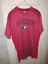 University Of Georgia Bulldog Shirt Size: XL