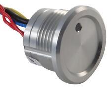 CPS22IR-ALNA-24RG Camdenboss Switch , Piezo , 22mm , Dot LED R/G , R