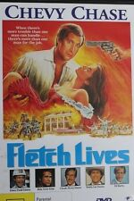 FLETCH LIVES CHEVY CHASE RARE DELETED REGION 4 DVD MOVIE ANAMORPHIC WIDESCREEN