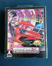 S.T.U.N. RUNNER   Atari Lynx video game New Factory Sealed