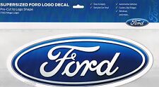 Ford Supersized Large Mega Gradiant Colour Car Sticker / Decal / iTag