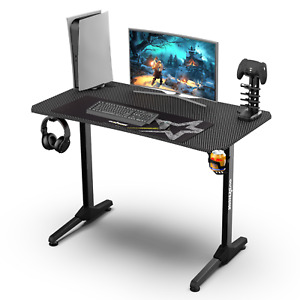 Outshine Gaming Echo Gaming Desk Computer Gaming Table 111 x 60 x 75 cm