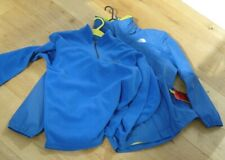 The North Face Blue Jacket (new) and Fleece (used) Boys Youths Men's (Small)