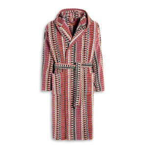 Missoni Unisex bathrobe with hood in sponge Walbert 159