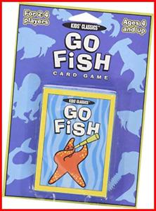 Go Fish: Card Game Kids Classics