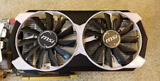 Nvidia GeForce GTX 960 4gb MSI Windforce Graphics Card