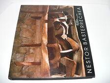 NESTOR BASTERRECHEA LIMITED EDITION SCULPTURE ARTIST BOOK