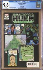 Immortal Hulk #3 Second Printing CGC 9.8