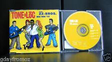 Tone Loc ZZ Bros - Wild Thing Y2K 4 Track CD Single