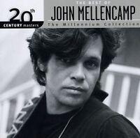 John Mellencamp - 20th Century Masters: The Best of John Mellencamp [New CD]