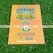 09/10 EXTRA i-CARD MATCH ATTAX 2009 2010