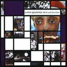 Mick and Caroline by Latin Quarter (CD, Mar-2009, Cherry Red)