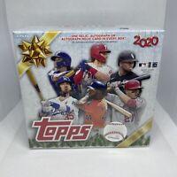 2020 Topps Holiday Box Sealed MLB Baseball