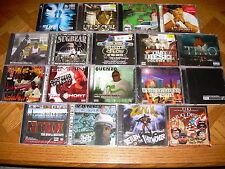 38 CD LOT of RAP, HIP-HOP  list included  NEW     LOT C