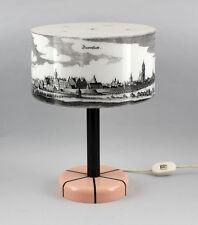 8368017 Design-Tischlampe Röhm&haas Plexiglás Histor. Aspecto Darmstadt