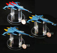 YAMATO STAR BLAZERS MECHANICAL Cosmo Zero II Space Battleship Fighters Set 3