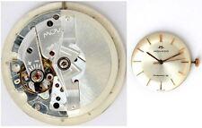 "MOVADO KINGMATIC ""S""  original 395 automatic watch movement working  (4670)"