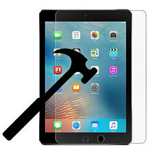 New iPad Pro 9.7 / iPad Air 2 Tempered Glass Screen Protector Scratch Resistant