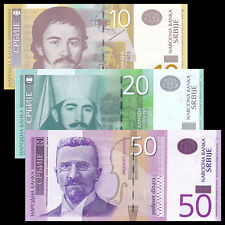 Serbia AUTHENTIC BANKNOTES CURRENCY UNC