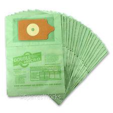 20 x Sacchetto Aspirapolvere Sacchetti di carta per aspirapolvere Numatic Henry Micro hvr200m-22 HOOVER