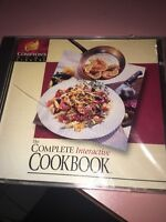 The Complete Interactive Cookbook Compton's Home Library