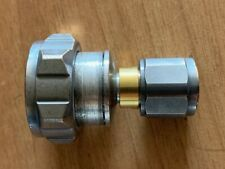 HUBER&SUHNER ADAPTER PC7M-7/16M PRECISION ADAPTER PC7M-7/16M DC-7,5GHZ