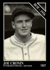 "1991 The Sporting News HOF Baseball Card #50 JOE CRONIN-""JOSEPH"""