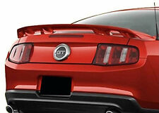 FORD MUSTANG 4-POST FACTORY UNPAINTED REAR WING SPOILER 2010-2014