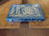 Easton Press NEIL GAIMAN: Stardust SIGNED SEALED