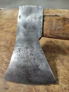 Vintage Raadvad 58 Hatchet Axe Throwing Camping Made in Denmark National