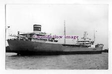 pf4532 - Norwegian Oil Tanker - Stolt Orator , built 1953 - photograph T Rayner
