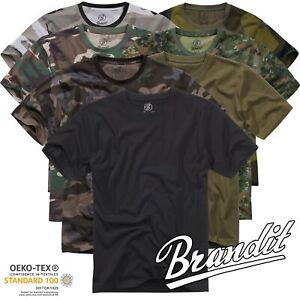 Brandit US Army Herren T-Shirt Shirt Military Muskelshirt Tanktop